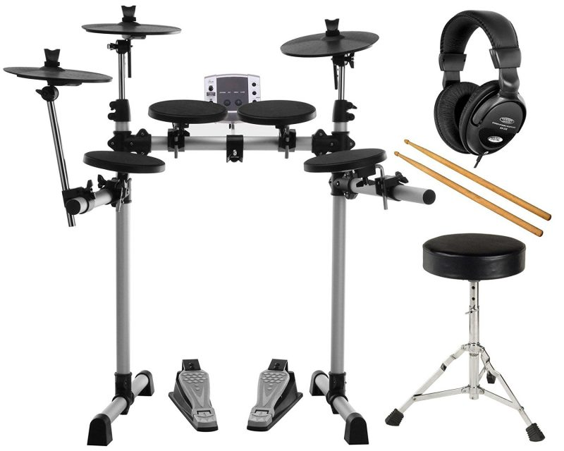 XDrum DD-440 set kit bateria electronica